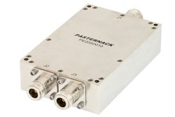 2 Way High Power Broadband Combiner From 800 MHz to 2.5 GHz Rated at 800 Watts, Type N