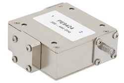 High Power Isolator With 20 dB Isolation From 380 MHz to 460 MHz, 100 Watts And SMA Female