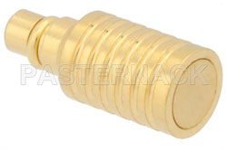 1 Watt RF Load Up to 6 GHz With MMCX Male Input Gold Plated Brass (図2)