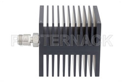 Medium Power 50 Watts RF Load Up To 18 GHz With N Female Input Square Body Black Anodized Aluminum Heatsink (図2)