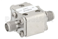 Isolator With 20 dB Isolation From 17.3 GHz to 22 GHz, 10 Watts And SMA Female (図2)