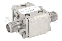 Isolator With 14 dB Isolation From 26.5 GHz to 40 GHz, 5 Watts And 2.92mm Female (図2)