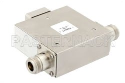 Isolator With 18 dB Isolation From 1.7 GHz to 2.2 GHz, 10 Watts And N Female (図2)